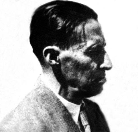 Porfirio Barba Jacob por Harold Alvarado Tenorio